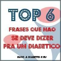 frases, diabetes, top 6, não dizer, diabético
