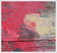 Red Painted wood texture
