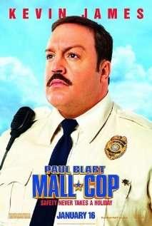 Câu chuyện về cảnh sát Paul Blart