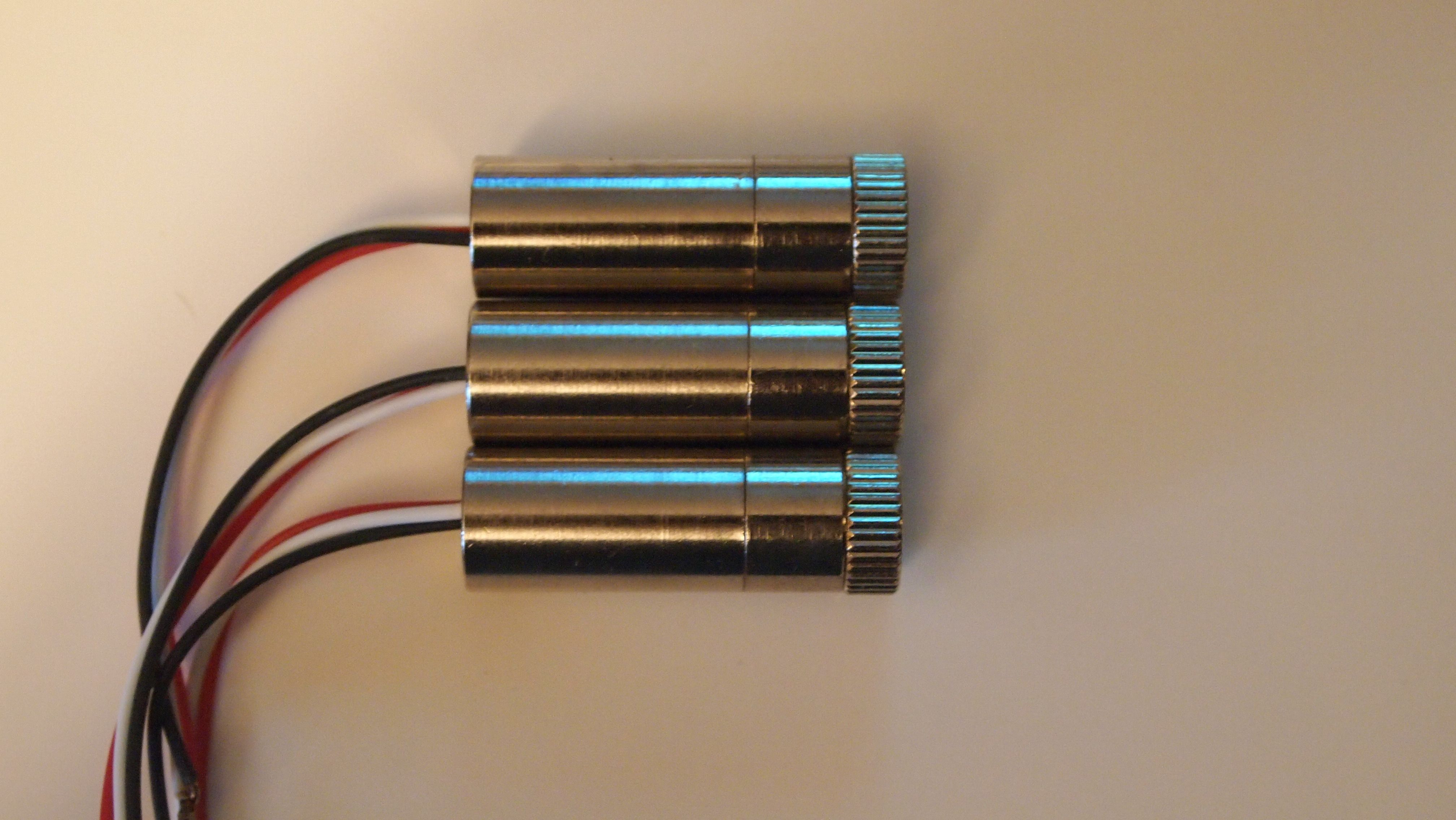Micro Flexdrive V5 Laser Driver For 405 445nm Diodes