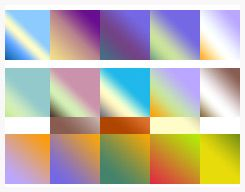 Gradient Set by fullmind79 @ deviantart