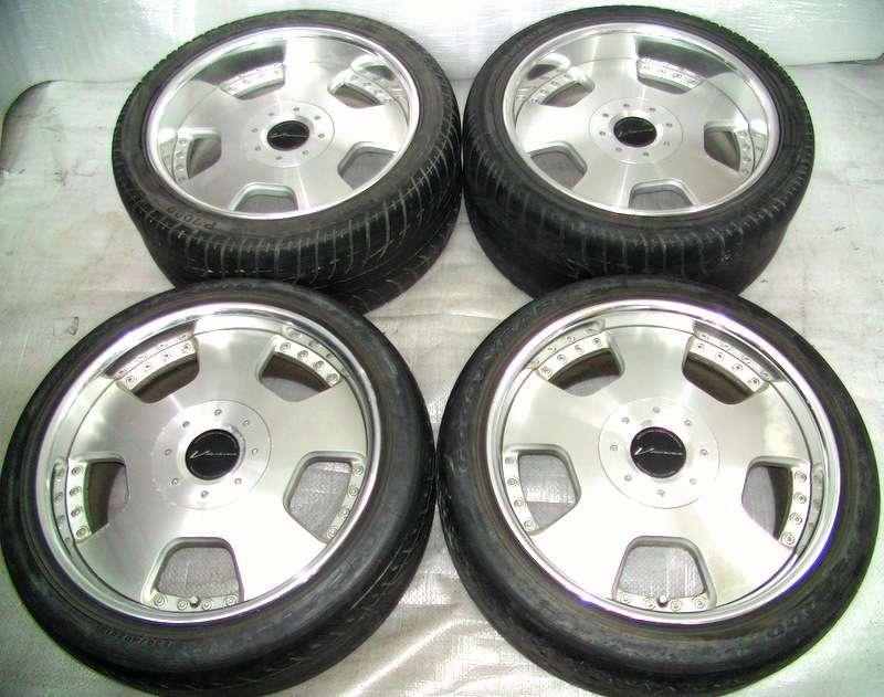 SSR VIENNA Alloy Rims wheels 18 8J 9J 6x139.7 NISSAN CHEVY GMC