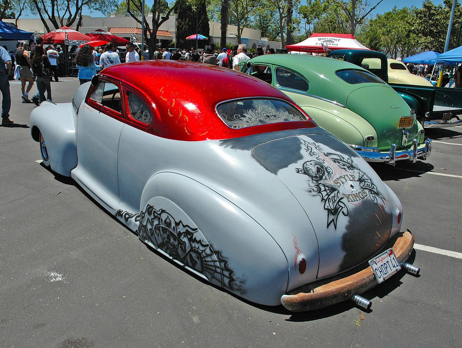 Special cars  Chevrolet Custom Coupe