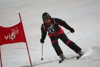 Žohar u slalomu; Snow vip trophy 2009